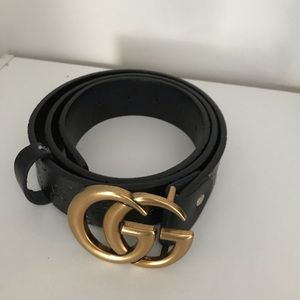 Used Gucci belt
